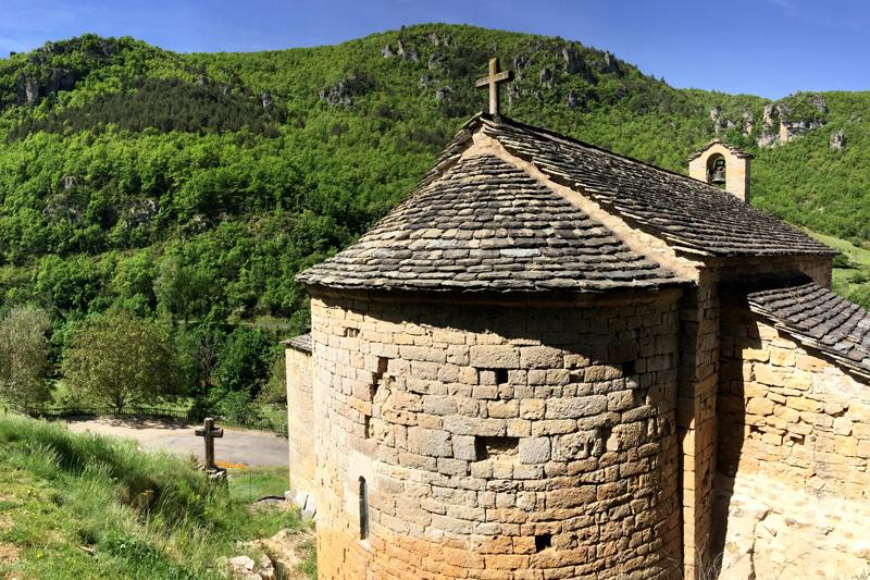 La Chapelle devant le Larzac