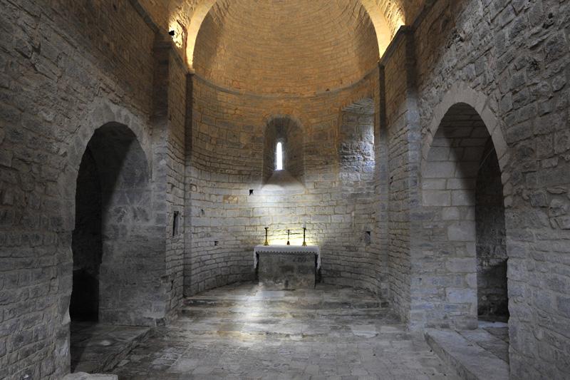 Notre chapelle romane de Xeme siècle, Saint Pierre de Revens